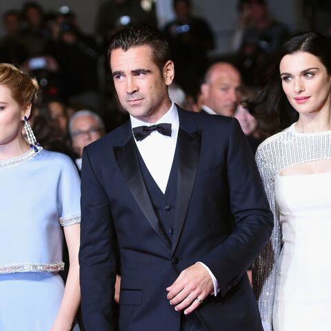 Léa Seydoux, Rachel Weisz et Colin Farrell: trio glamour à Cannes