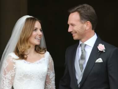 Geri Halliwell s'est mariée à Christian Horner