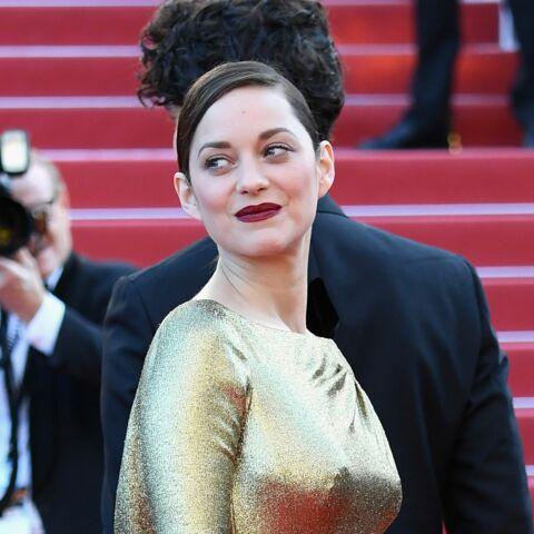 Cannes 2016 – Marion Cotillard, vestale lamée sur red carpet