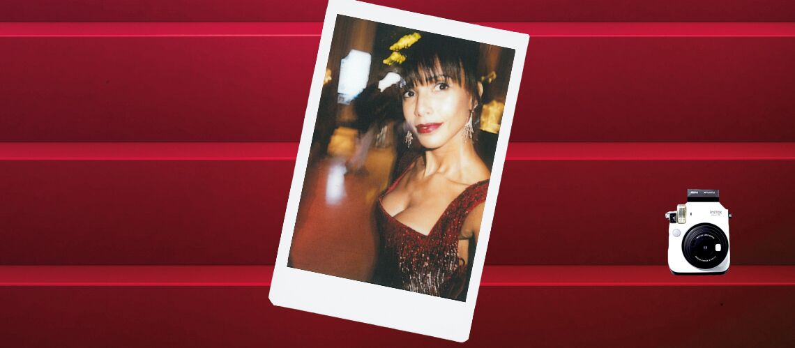 Cannes Backstage by Instax – Sonia Rolland, glamour toujours