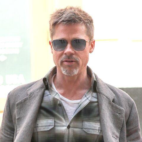 PHOTOS – Brad Pitt retrouve le sourire: l'acteur remonte la pente après son divorce houleux