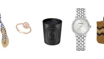 SHOPPING – 30 idées cadeaux mode et lifestyle pour la fête des mères