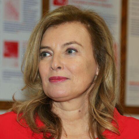 Valérie Trierweiler, avec François Hollande, le contact n'est pas rompu