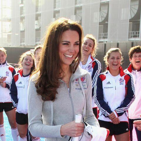 Photos- La folle journée de Kate Middleton