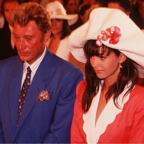 Johnny et Adeline Hallyday toujours mariés?