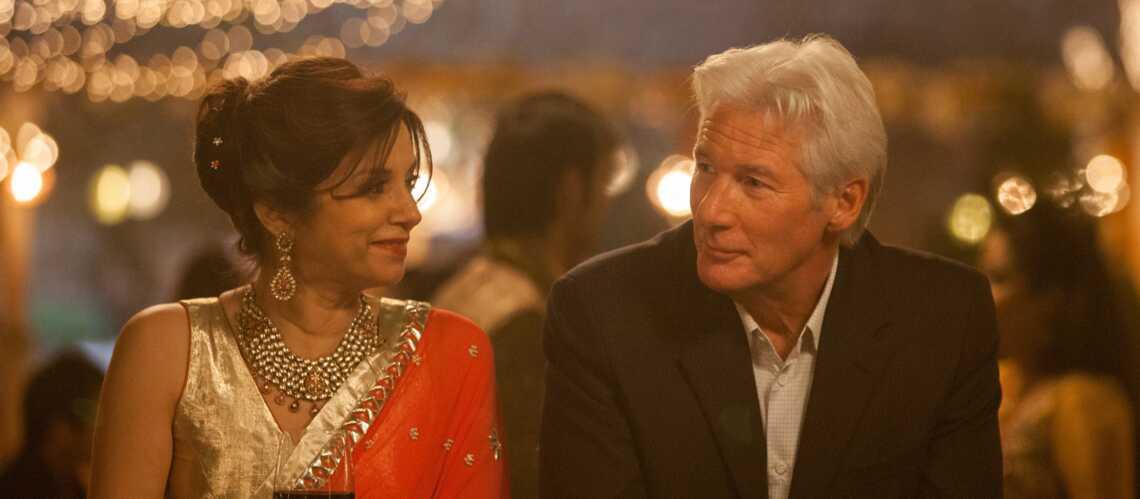 Richard Gere est le nouveau pensionnaire de L'Indian Palace