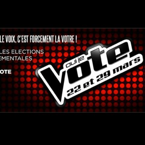 Quand The Voice incite à aller voter