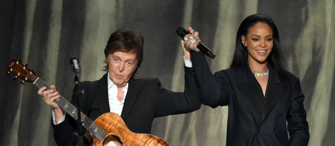 Paul Mc Cartney: son ex-femme moque sa collaboration avec Rihanna