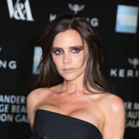 Victoria Beckham, le maquillage qui fait peur