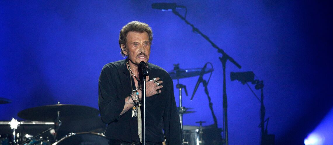 Johnny Hally­day mettra le feu au Zénith malgré son cancer