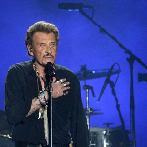 PHOTO – Pas d'Halloween pour Johnny Hallyday? Laeticia ressort un cliché de 2014