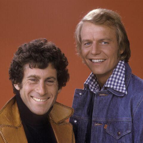 PHOTOS – Starsky et Hutch en fauteuil roulant: 40 ans après, l'image qui a ému tous leurs fans