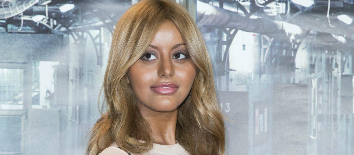 PHOTO – Zahia passe au carré brun: elle est méconnaissable