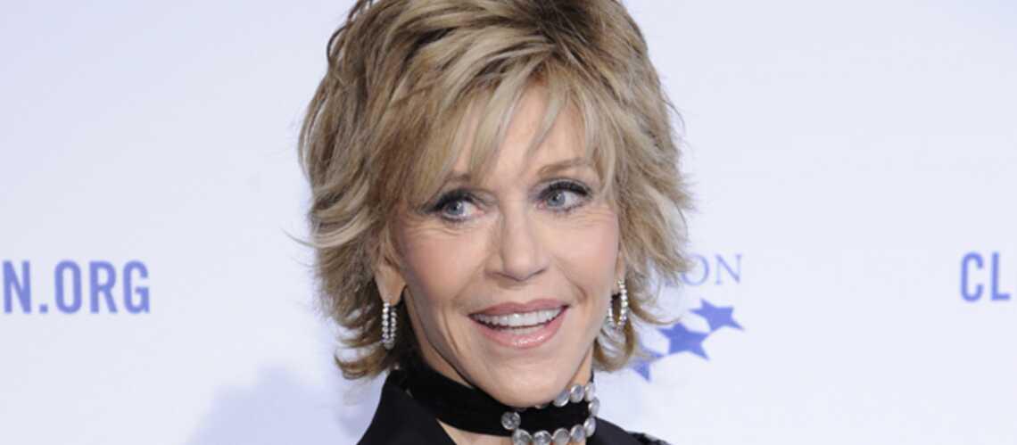 Jane Fonda: elle fait rimer vieillir avec plaisir