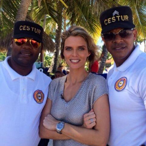 Photos- Dans les coulisses des Miss à Punta Cana avec Sylvie Tellier