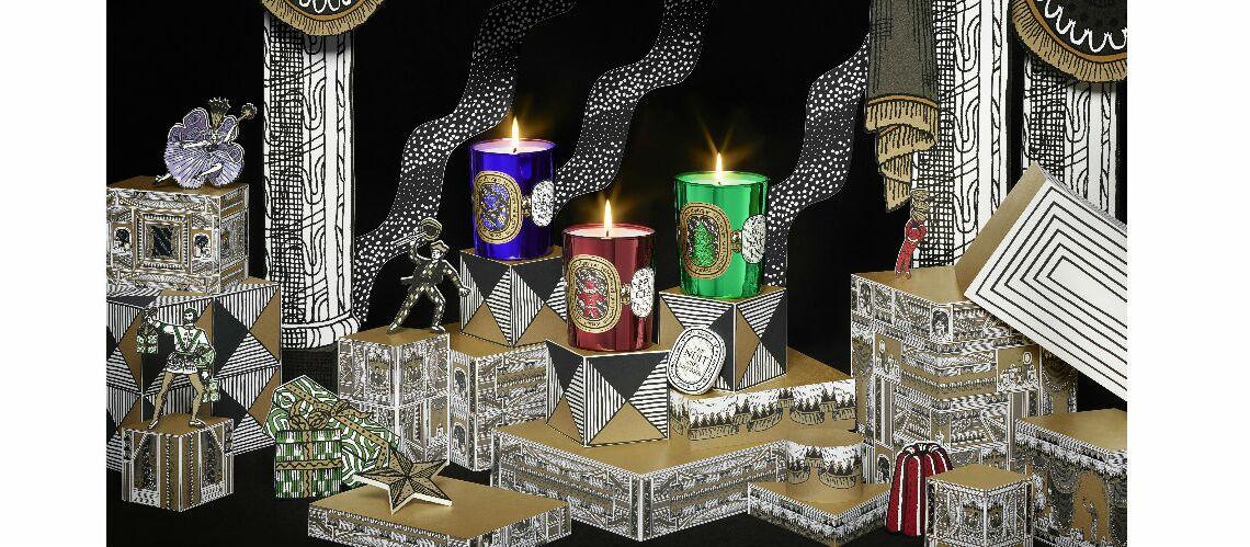 PHOTOS – On veut toutes les bougies de Noël Diptyque