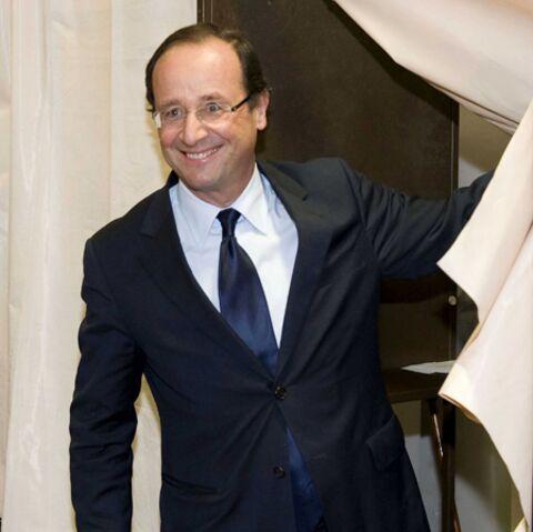 François Hollande retrouve ses copains socialistes au restaurant