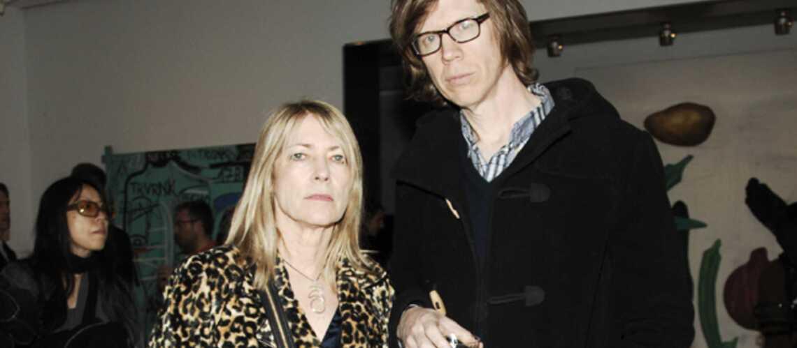 Sonic Youth, son couple fondateur divorce