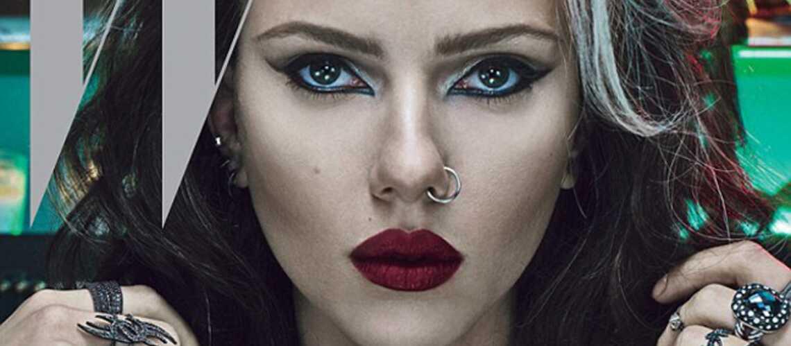 Photo – Cruelle Scarlett Johansson