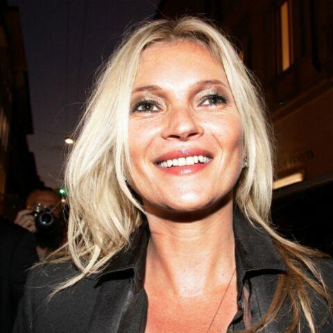 Kate Moss intègre la rédaction de Vogue