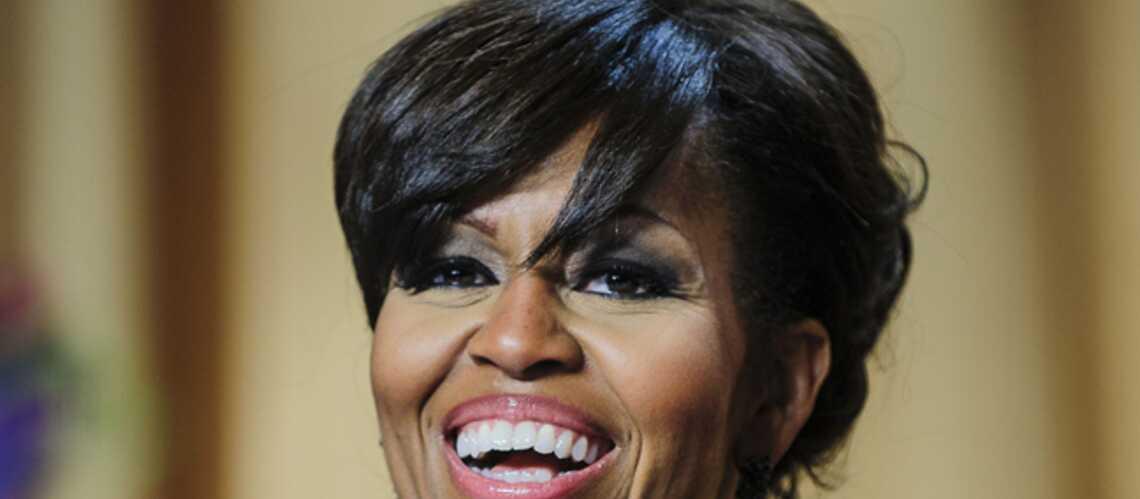 Michelle Obama à l'affût des conseils de Carine Roitfeld