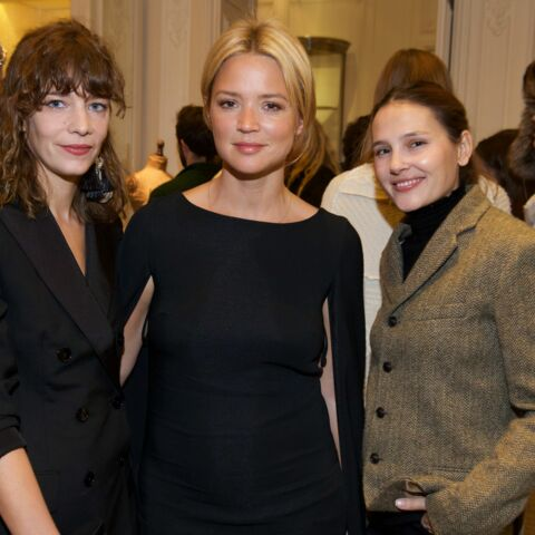 Gala By Night: Céline Sallette, Virginie Efira et Virginie Ledoyen rayonnantes chez Ralph Lauren