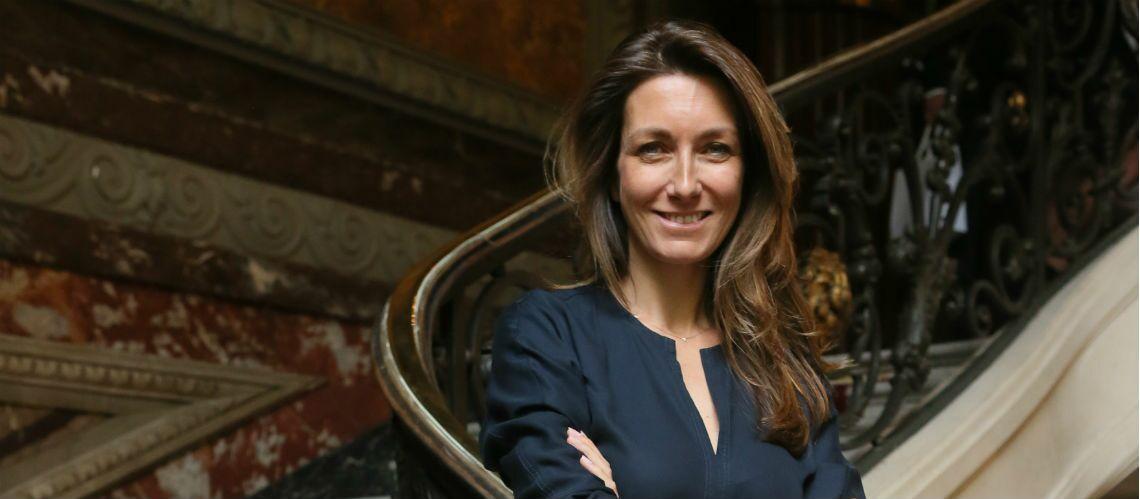 Anne-Claire Coudray malmenée par Emmanuel Macron: la journaliste s'est fait souvent couper la parole