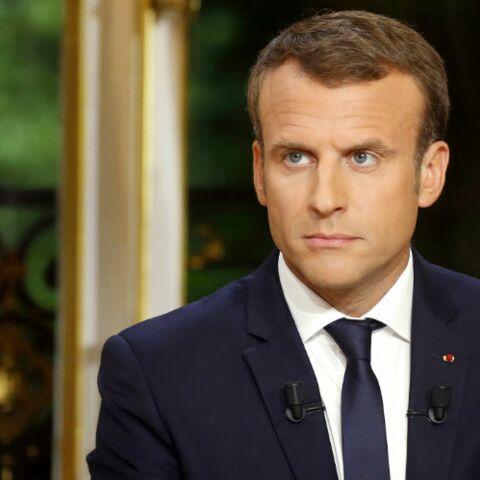 Emmanuel Macron sur TF1: un costume à 380€ seulement