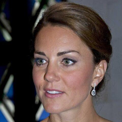 Kate Middleton: les photos volées font la une en Irlande et en Italie