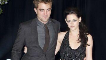 Robert Pattinson et Kristen Stewart: le pardon?