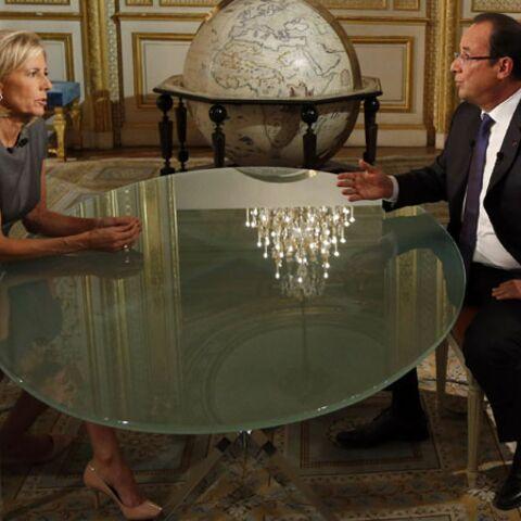 Audiences: fortunes diverses pour François Hollande, Nikos Aliagas, Daphné Bürki…