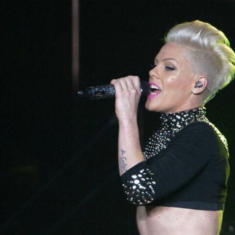 La chanteuse Pink élue femme de l'année par Billboard