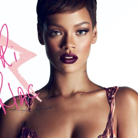 Rihanna loves M.A.C. Cosmetics