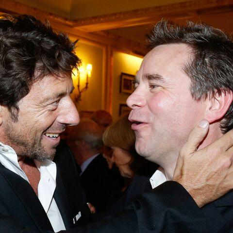 Gala By Night: Patrick Bruel premier fan de Guillaume de Tonquedec