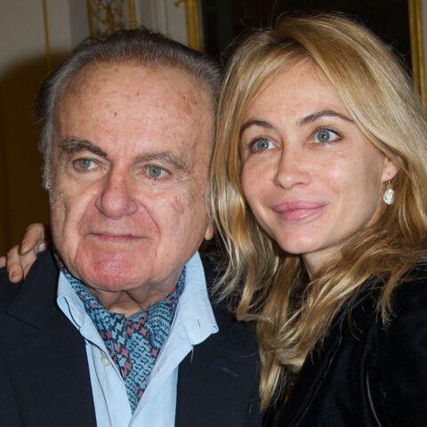 Guy et Emmanuelle Béart, un père et une fille soudés