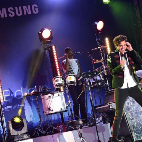 Mika et une pluie de VIP fêtent la sortie du nouveau Samsung Galaxy S6 edge +