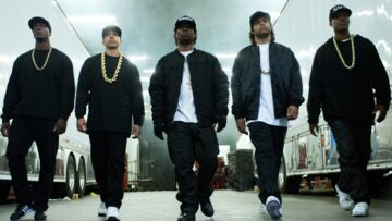 Gala a vu N.W.A.: Straight outta Compton***