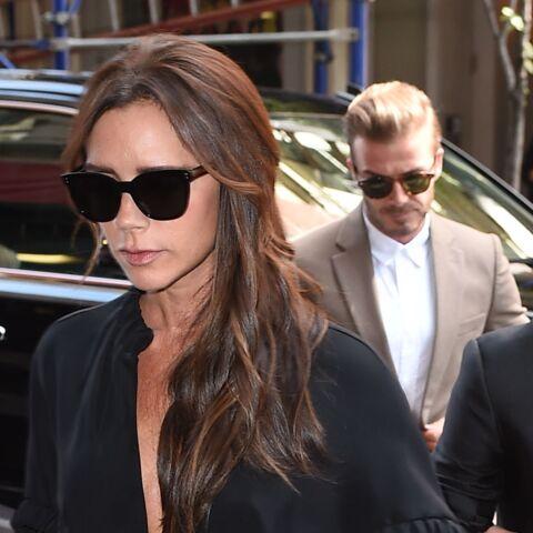 Victoria Beckham ne veut plus avoir David sur le dos