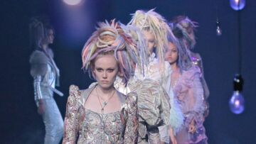 New York Fashion Week – Les dreadlocks «tagada» de Marc Jacobs