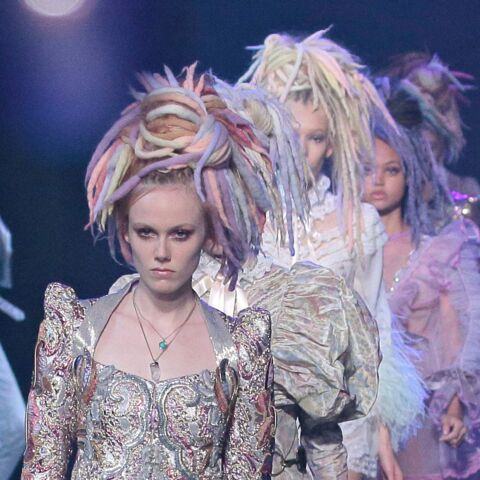 New York Fashion Week – Les dreadlocks « tagada » de Marc Jacobs