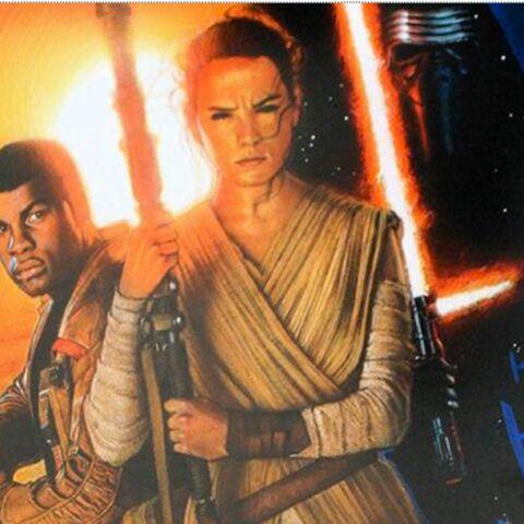 Star Wars dévoile sa nouvelle affiche