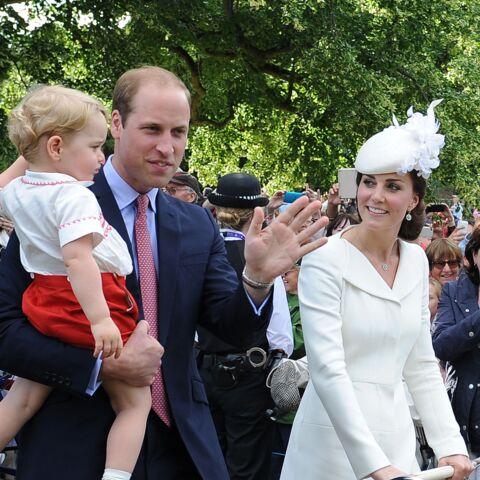 Premières vacances pour princesse Charlotte