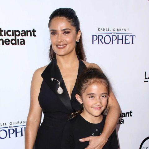 Salma Hayek défend la vie de sa fille