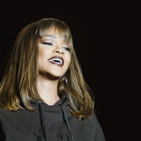 Vidéo – Ivre, Rihanna se rend chez MacDonald's
