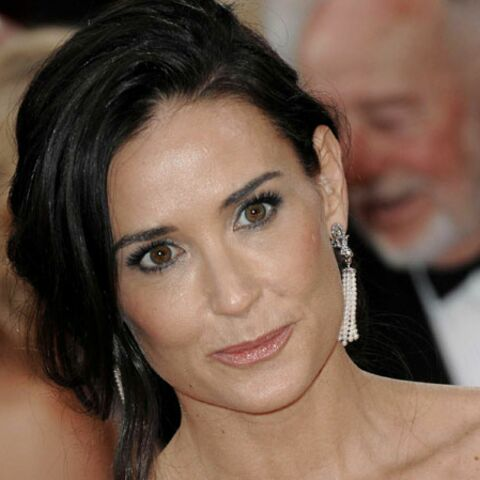 Photo – Demi Moore, de retour sur Twitter