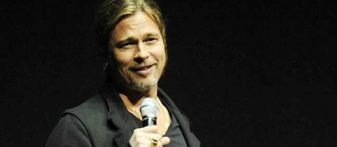 Brad Pitt expert en zombie