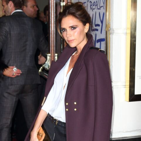 Photos – Victoria Beckham ou la quarantaine stylée !