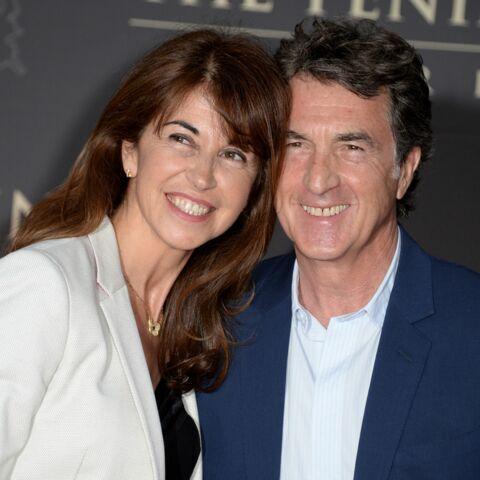 Gala By Night: Majestueuse soirée pour François Cluzet et son épouse Narjiss