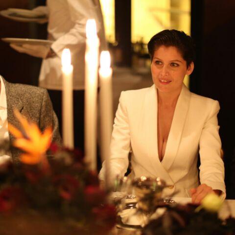 Gala By Night: Laetitia Casta bien entourée Chez Fendi