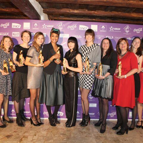 Daphné Burki et Imany, Femmes en or 2012